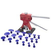 19 Pcs Suction Dent Lifter Glue Puller PDR Tools Paintless D...