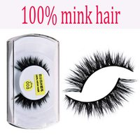 15 Styles #001- #015 100% real mink eyelashes natural long t...
