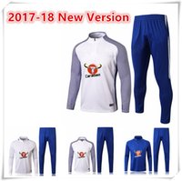 2017 18 NEW Tranning KITS outfits Tracksuits with logo HAZAR...
