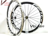 FFWD carbon Alloy braking surface 50mm clincher F5R carbon w...