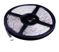 5050 strisce LED 60LEDS / M RGB LED Strips Lights impermeabile DC 12V LED Striscia flessibile 5050 Nastro a LED