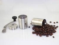 Кофе в зернах мельницы Grinder ручной портативный кухня шлифовальные инструменты из нержавеющей стали парфюмерия кафе-бар ручной работы поддержка OEM Бесплатная доставка