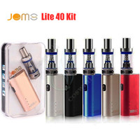 JomoTech Lite 40 Kit Starter kits Jomo 40w box mod mini buli...