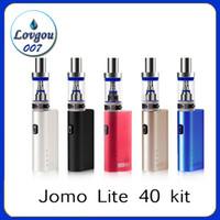 Jomo Lite 40 kit con 3ml Lite Tank atomizzatore 2200mah 40w Lite box batteria mod E cig vs subox mini nano