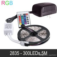 RGB LED Light Strips 5M 300LED 2835 SMD Flexible Light LED T...