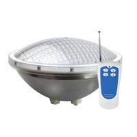 Pool Light LED RGB Par56 Stainless Steel Piscine for Outdoor Underwater 12V IP68 Waterproof Spas Lighting Garden Lamp Warm white Cool white