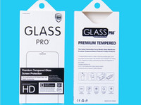 180 * 88mm 빈 종이 패키지 상자 아이폰 5 6 포장 상자 삼성 소니 강화 유리 화면 Protetor 9 H 안티 - 지문 영화