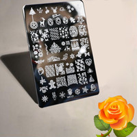 Wholesale- 1pc NEW 14. 5x10. 5cm Christmas XMAS Theme Nail Art...