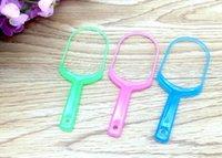 freie Verschiffenmischung gelegentliche Farbe Schönheits-Gesundheits-Mundhygiene-Zahnweiß-Zungen-Mund-Reiniger-Schaber-Werkzeug entfernen Geruch