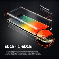 Full Cover Curved Screen Protector 3D Coverage Soft TPU Clea...