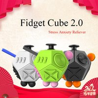 Christmas toys Fidget Cube The Second Generation Relieves St...