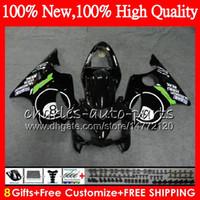هيكل لهوندا CBR 600 F4i 01 CBR600FS FS 01 02 03 أسود هيكل السيارة HM.16 CBR600 F4i 2001 2002 2003 CBR 600F4i CBR600F4i 01 02 03 طقم أدوات