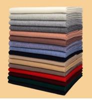 Top 100% cashmere inverno sciarpa uomo e donne di marca sciarpe di grandi dimensioni uomini Pashmina Infinity sciarpa donne scialli di spessore (B002)
