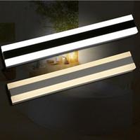 Светодиодные акриловые morror свет 15 Вт/18 Вт ванная комната освещение зеркало для макияжа светодиодный светильник украшения дома освещение бра