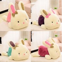 1 Pcs 20 30 40 50CM Kawaii Rabbit Doll Soft Plush Toy fillin...