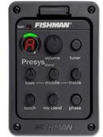 피시 또한 Presys 혼합 (301) 듀얼 모드 기타 프리 앰프 EQ 튜너 피에조 픽업 이퀄라이저 시스템으로 마이크 비트 보드 픽업