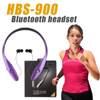 HBS- 900 Hifi stereo Bluetooth Wireless Sports Earphone Headp...
