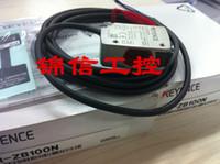 KEYENCE LR-Zb100n лазерный датчик квадратный отражающий кабель типа фотоэлектрический датчик новый высокое качество гарантия на один год