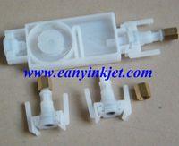 10 pcs / lot connecteur supérieur d'amortisseur d'encre pour Mimaki JV5 JV33 CJV30 pour tête Epson DX5