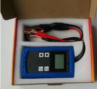Leistungsstarke MST-168 Tragbarer 12V Digital-Batterie-Analysator MST 168 Auto-Auto-Batterie-Tester Laden Tester