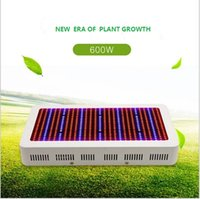 2016 New Arrival 600W Led Grow Light Full Spectrum Panel Lam...