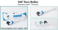 TM- DR004 600 Micro needle Skin Roller Anti- Aging Derma rolle...