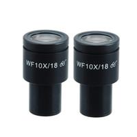 Oculari WP-10 10X ad alta profondità