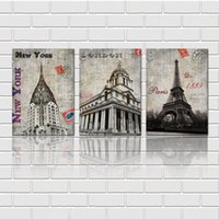 Free shipping 3 Pieces unframed art picture Canvas Prints Ne...