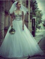 Voile de mariage de haute qualité Tulle coupé avec peigne White Ivoire à deux niveaux voile de mariée Accessoires de mariage