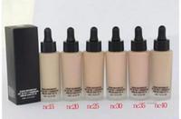 Frete Grátis 1 PCS Maquiagem Mais Novo Fundação 30 ml