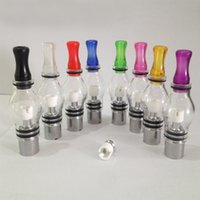 Globe Glass Tank Wax Atomizer E Cigarettes Wax Vaporizer Wit...
