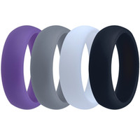 Silicone Wedding Ring For Women By ROQ, Affordable Silicone ...