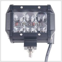 2 stücke 4 zoll 30 Watt 4D LED Arbeitslichtleiste für Traktor Boat OffRoad 4WD 4x4 Lkw SUV ATV Spot Flood Combo Beam 12 V 24 v