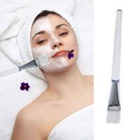 Одиночная щетка порошка стороны высококачественная косметическая щетка макияжа женщины красоты инструмент макияжа МУ-055
