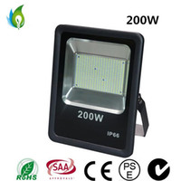200W Outdoor LED Floodlights IP66 Waterproof Superior Therma...