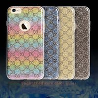 NEW Luxury Bling Glitter Soft Back Case Cover For Iphone 6 6...
