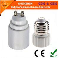 High Quality E27 to GU10 Extend Base LED CFL Light Bulb Lamp Adapter Converter Socket Fireproof lamp Holder Converters Socket Conversion