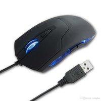 Wholesale 2400 DPI LED 6 Button Key Optical USB Wired Mouse ...