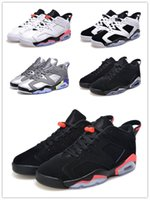Air 6s Classic 6 VI low black white GS infrared Oreo chrome ...