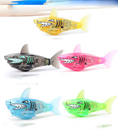 Moving Fish Bowl Electronic Pet Children Bathe Pet Swim Elec...