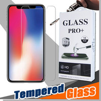 9H Explosion Screen Protector Proof Premium Shield Transparent 2.5D Tempered Glass Film Guard For iPhone 13 Pro Max 12 Mini 11 XS XR X 8 7 6 6S Plus SE With Package