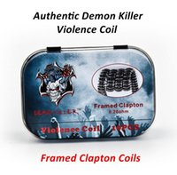 Original Demon Killer Violence Coil Alien Staple Staggered F...