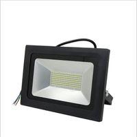 Led projektörler Spot Lamba Gardden Sokak Dış Aydınlatma 15W / 30W / 60W / 100W / 150W / 200W Su geçirmez IP65 Reflektörlü peyzaj aydınlatması