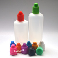 E- cig E Liquid Bottle LDPE 100ml 120ml Empty Plastic Needle ...