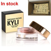 Kylie Birthday Edition Creme Shadow Rose Gold Eye Shadow Cop...