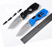 New Kershaw 1920 Multi- function 8Cr13MOV 58HRC knife Rubber ...
