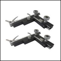 Freeshipping Microscope Accessories 부착 가능한 기계적 스테이지 X-Y 이동 가능한 스테이지 (스케일 포함)
