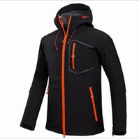 2017 new outdoor soft shell assault clothing, men' s spr...