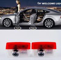 2 teile / los Auto Tür Licht Ghost Shadow led Begrüßungslicht Laser Projektor für Mercedes Benz E B C ML-Klasse W212 W166 W176