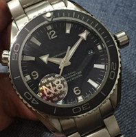 New N8 Factory Automatic Cal 8500 Watch Black Ceramic Calend...